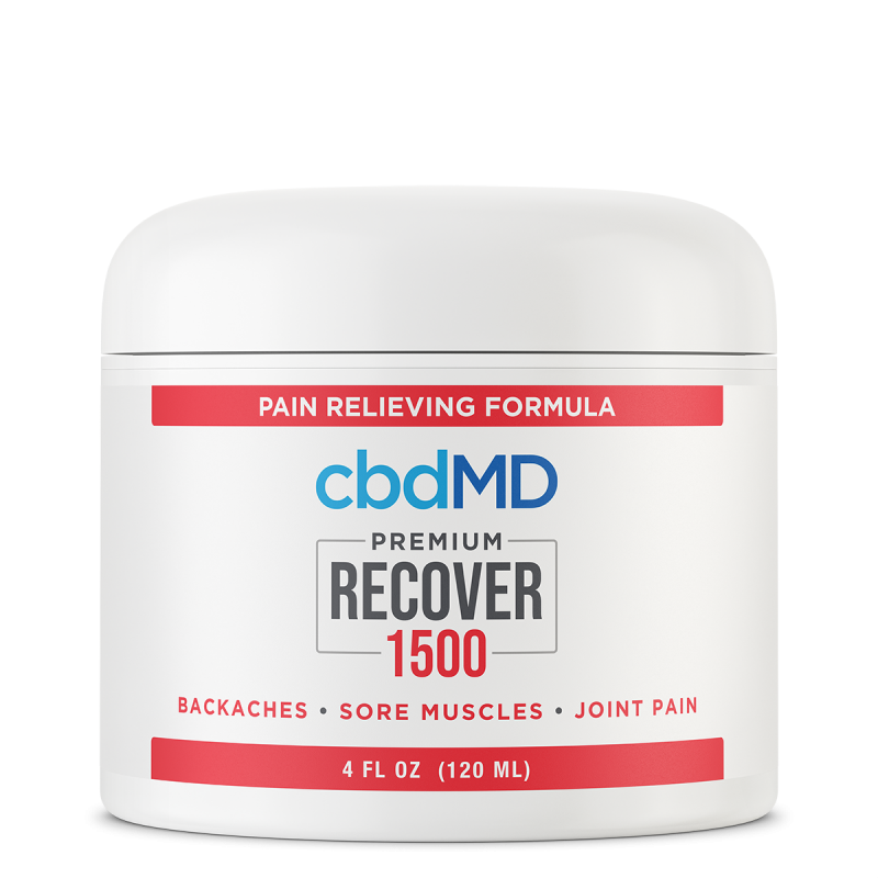 cbdMD 20% Off CBD Salve Coupon