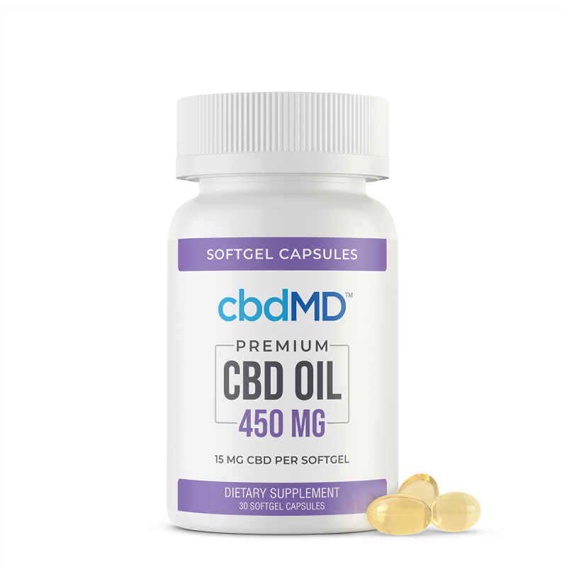 cbdmd cbd Softgels coupon code