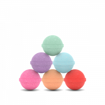 CBD Bath Bomb Multi-pack 100mg Stack