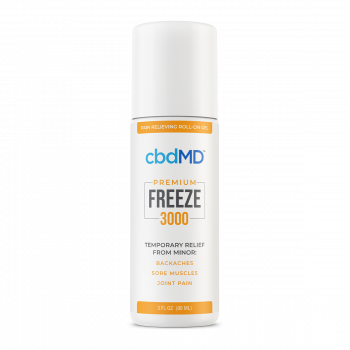 CBD Freeze - 3 oz Roll on - 3000 mg