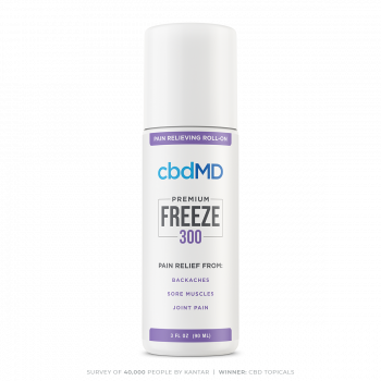 CBD Freeze 300mg 90ml Cold Therapy Pain Relief Roll On
