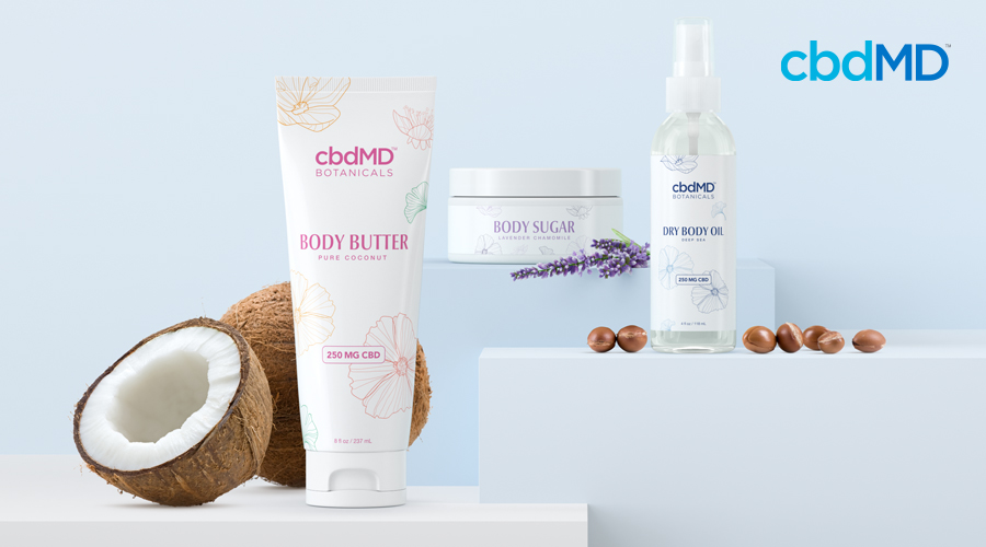 CBD Body Care: A Guide to Our Natural Skin Care Products