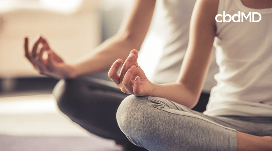 The Power of Meditation Combined with CBD