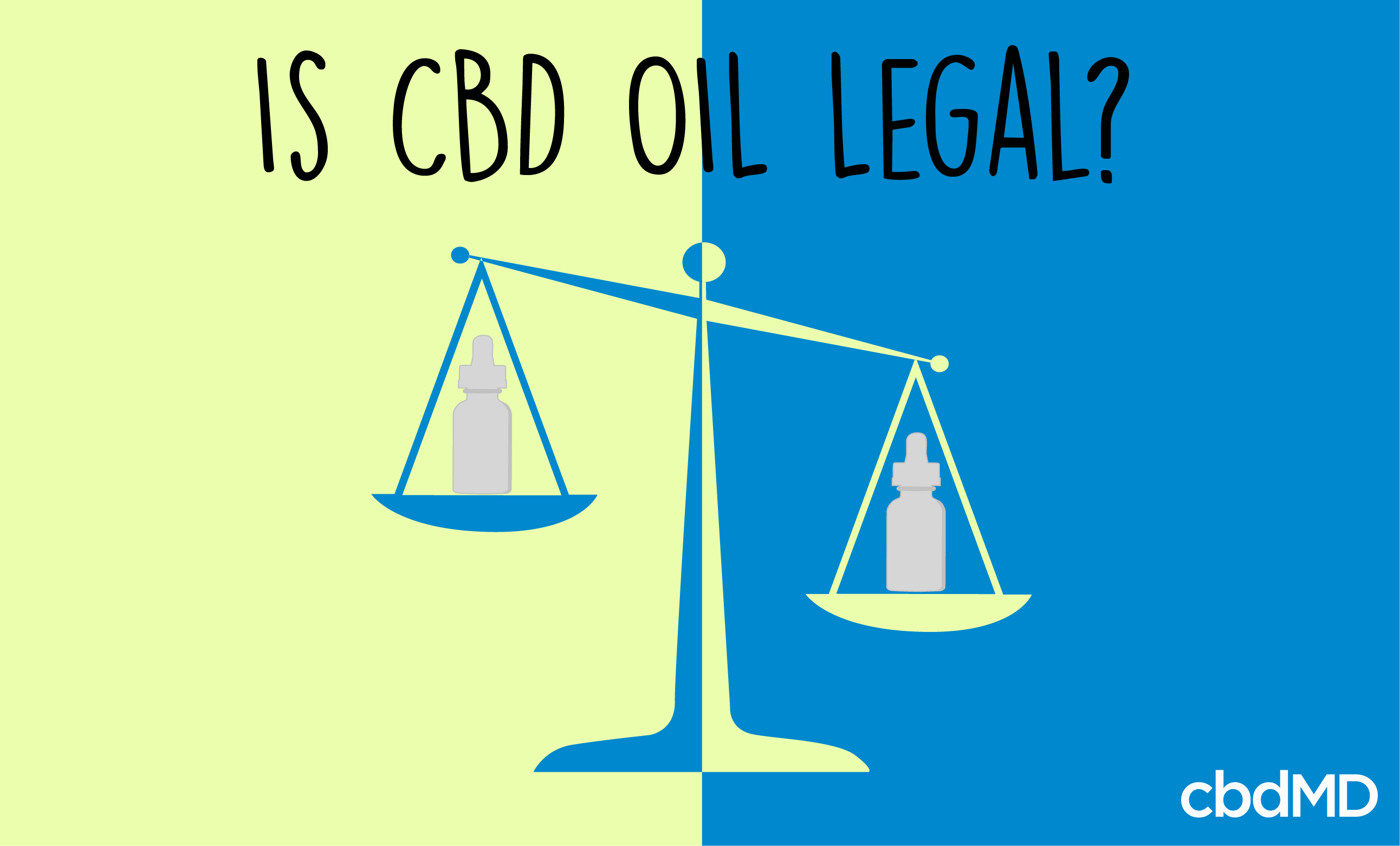 The Legal Status of CBD Oil