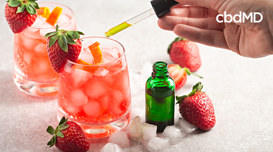 How To Make CBD Infused Drinks