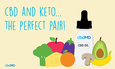 Curb Your Carbs with Keto and CBD