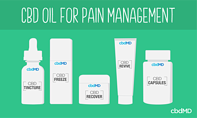 CBD Oil for Pain Management: 9 Ways it Helps