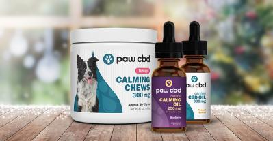 Paw CBD Dog Lover's Bundle Now Available!