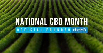 January is National CBD Month