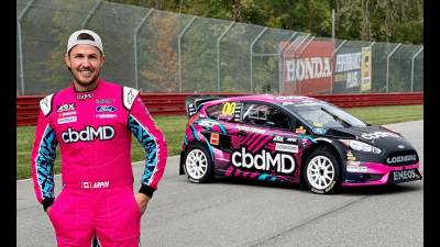 Steve Arpin and cbdMD Promote Breast Cancer Awareness with Local Charity