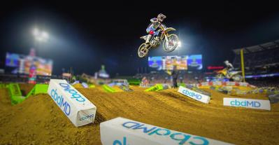 "2020 AMA Supercross Season Kicks Off with ""Anaheim 1"""