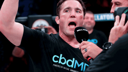 Chael Sonnen Retires from MMA Following Bellator 222