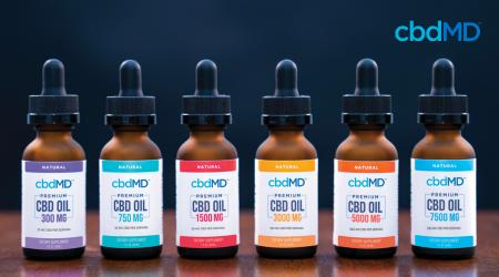 The Difference in CBD Oil Strengths: How Much Should I Take?