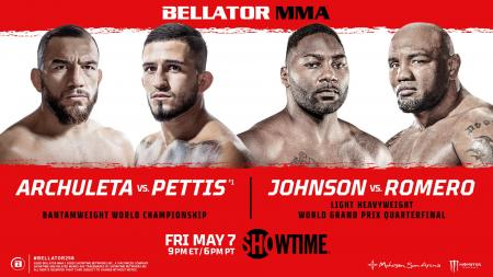 Team cbdMD's Juan Archuleta Defends Belt at Bellator 258