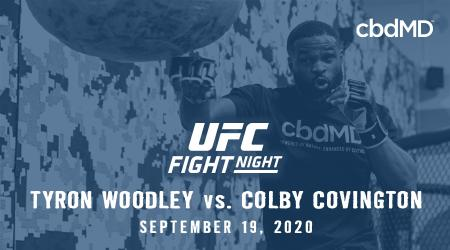 Tyron Woodley Headlines UFC Fight Night 178