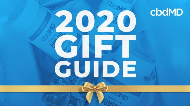 cbdMD's Holiday Gift Guide for People and Pets