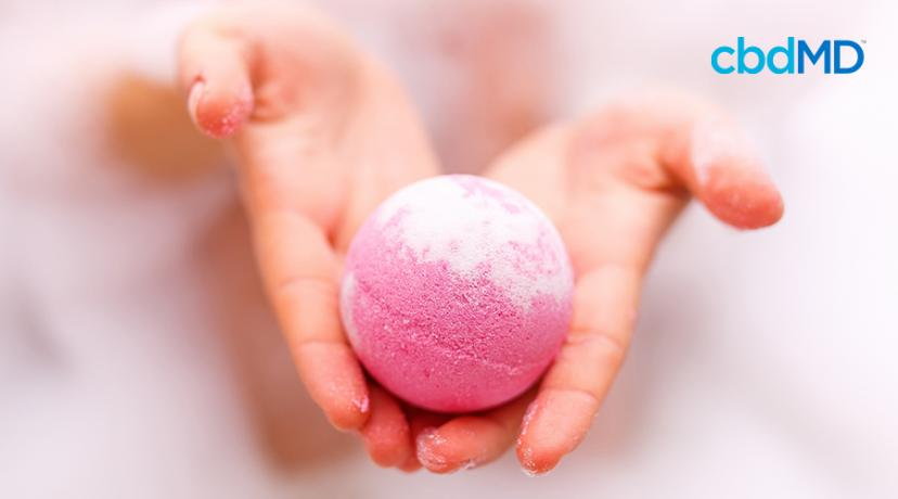 CBD Bath Bombs: What Are They and Can You Make Your Own?