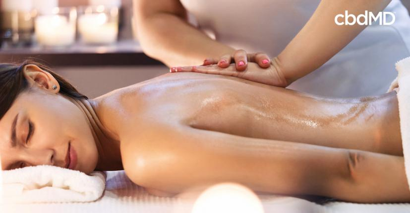 Elevate Your Next Massage Appointment with CBD Oil