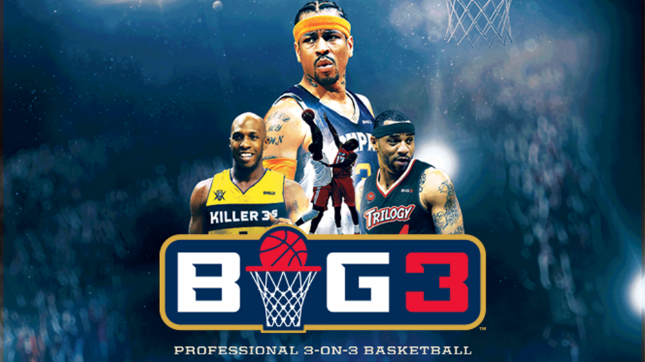 cbdMD Makes History with BIG3 Pro Basketball League