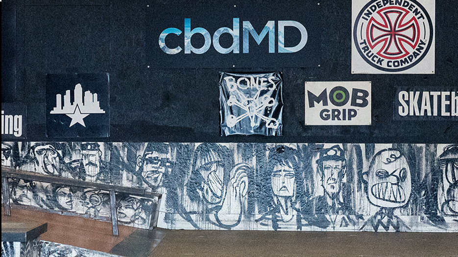 Skatepark of Tampa and cbdMD Team Up to Announce Latest Partnership