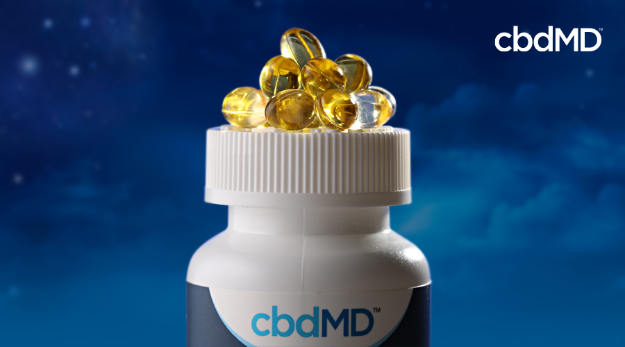 Why CBD PM Softgels Are a Versatile Way to Improve Your Rest