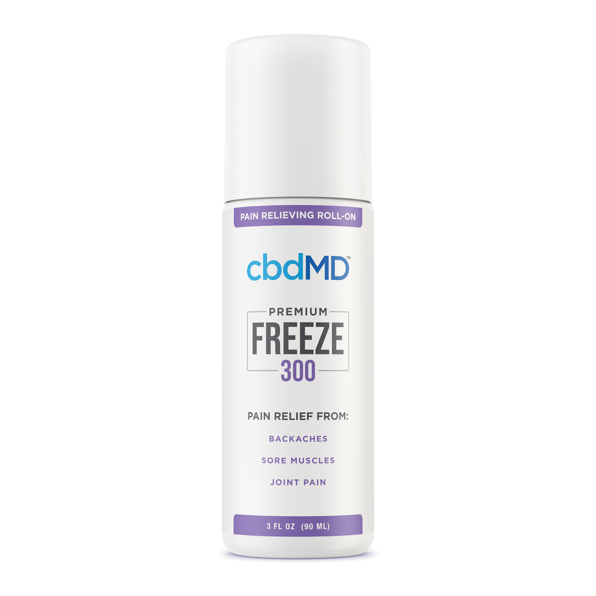 CBD Freeze Pain Relieving Gel