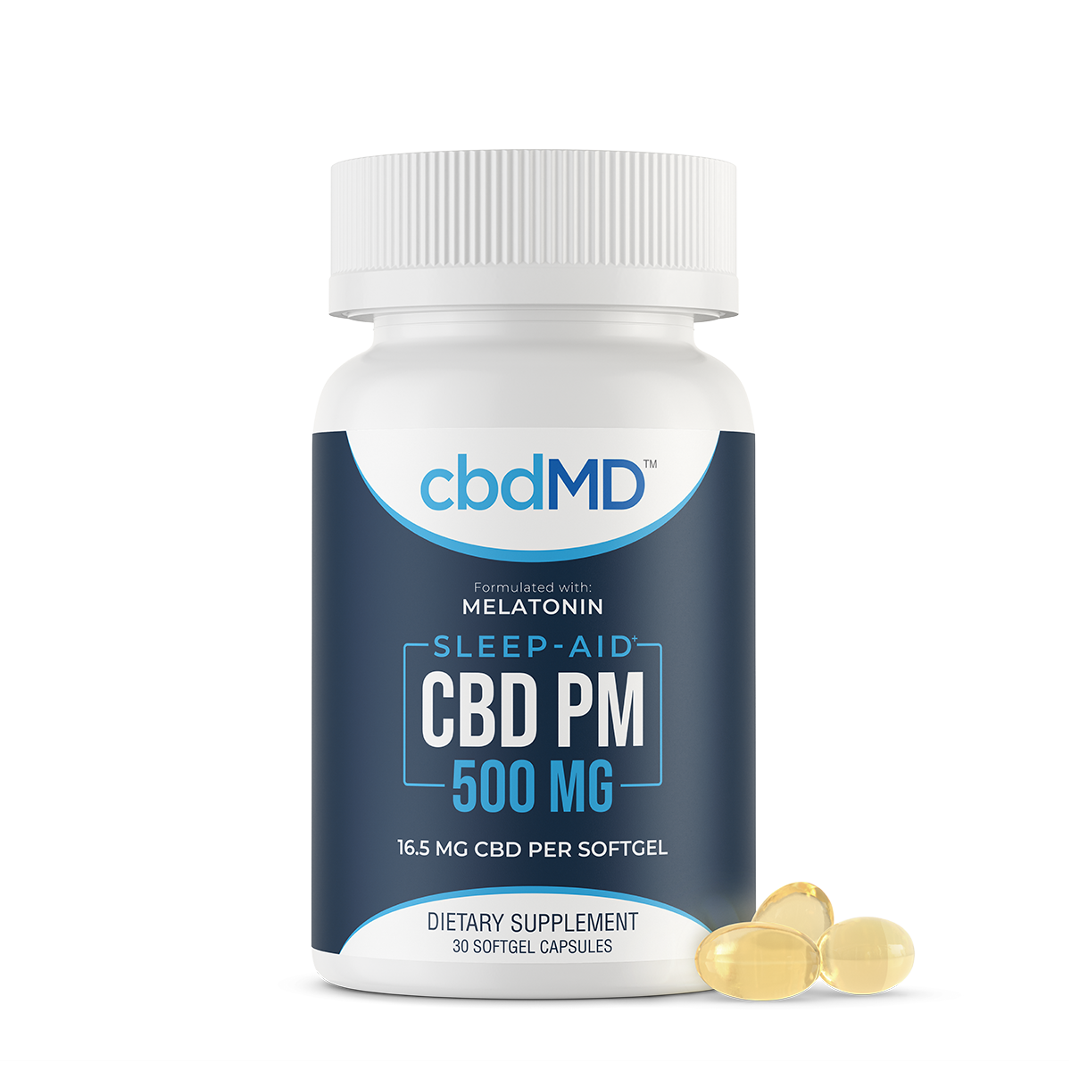 cbd pm softgels