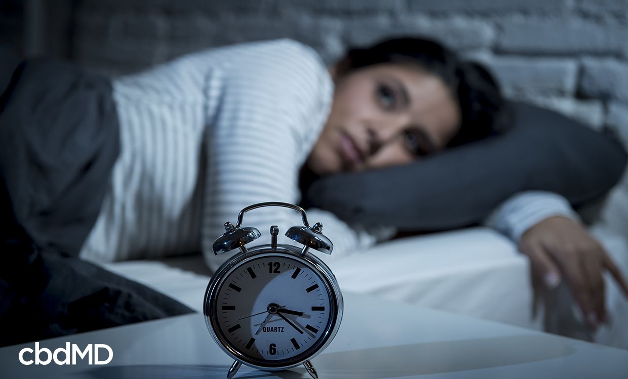 Unlike other all-natural sleep aids like melatonin and valerian, CBD works with your body's natural cycle instead of tricking your mind into feeling tired.