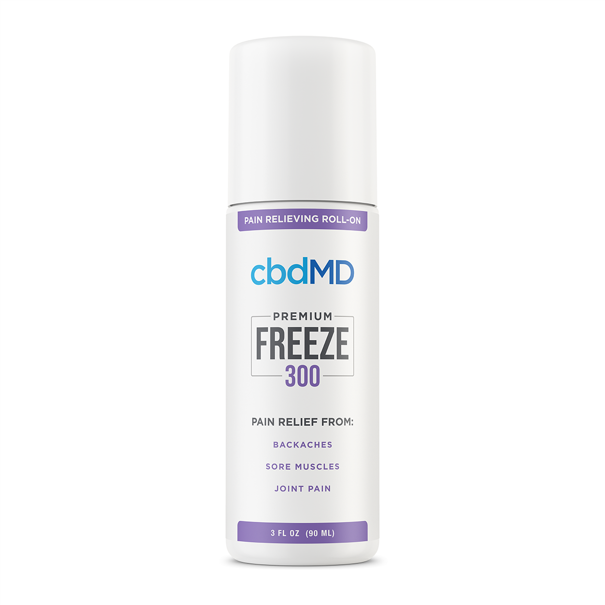 Product image of cbdMD 300MG Freeze Roller