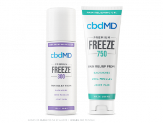 CBD Freeze