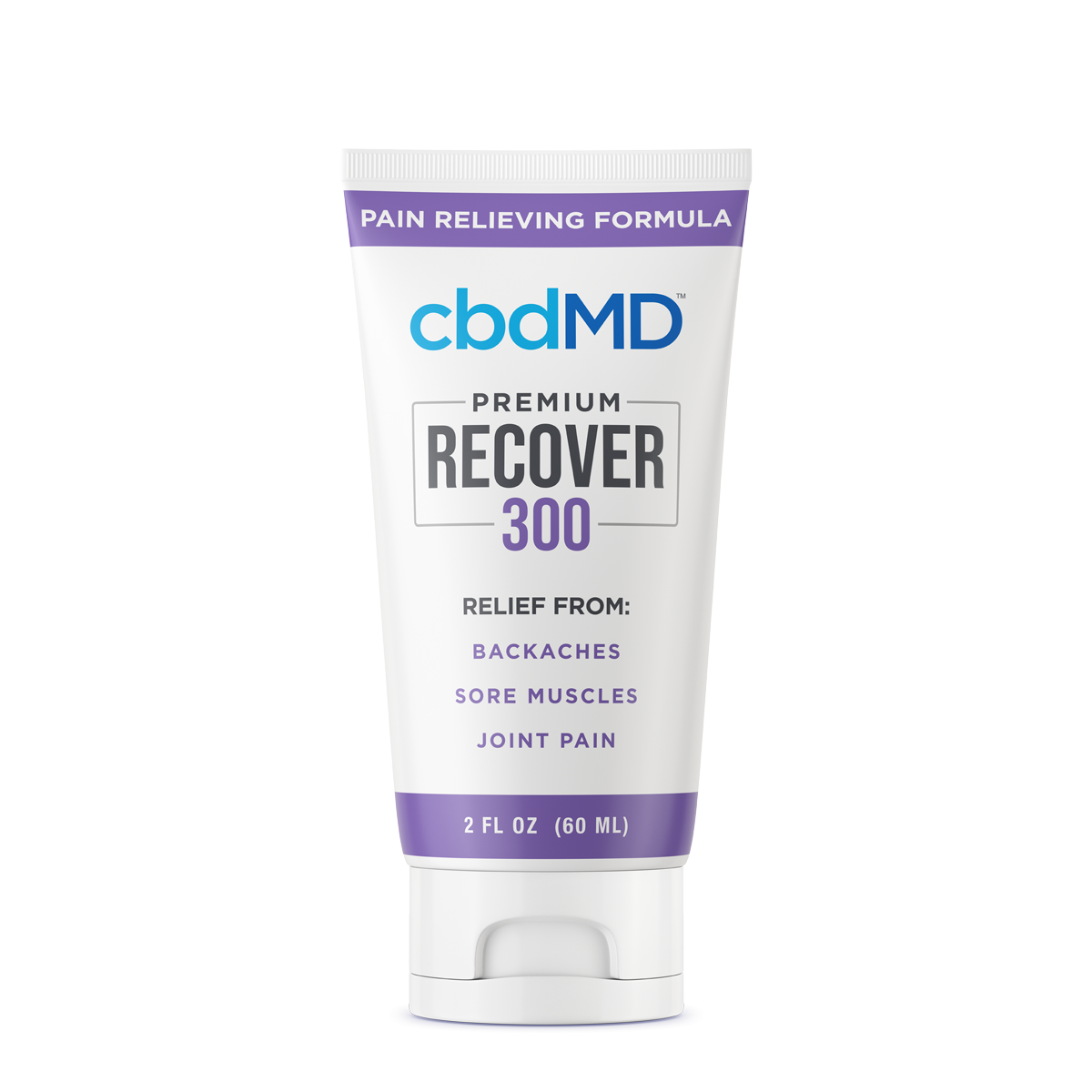 cbd recover topical