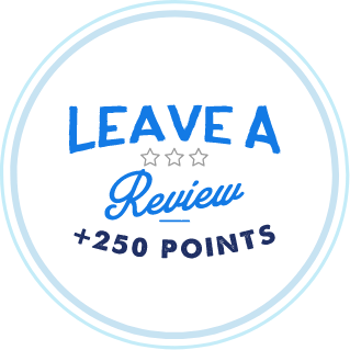Leave a review for 250 points