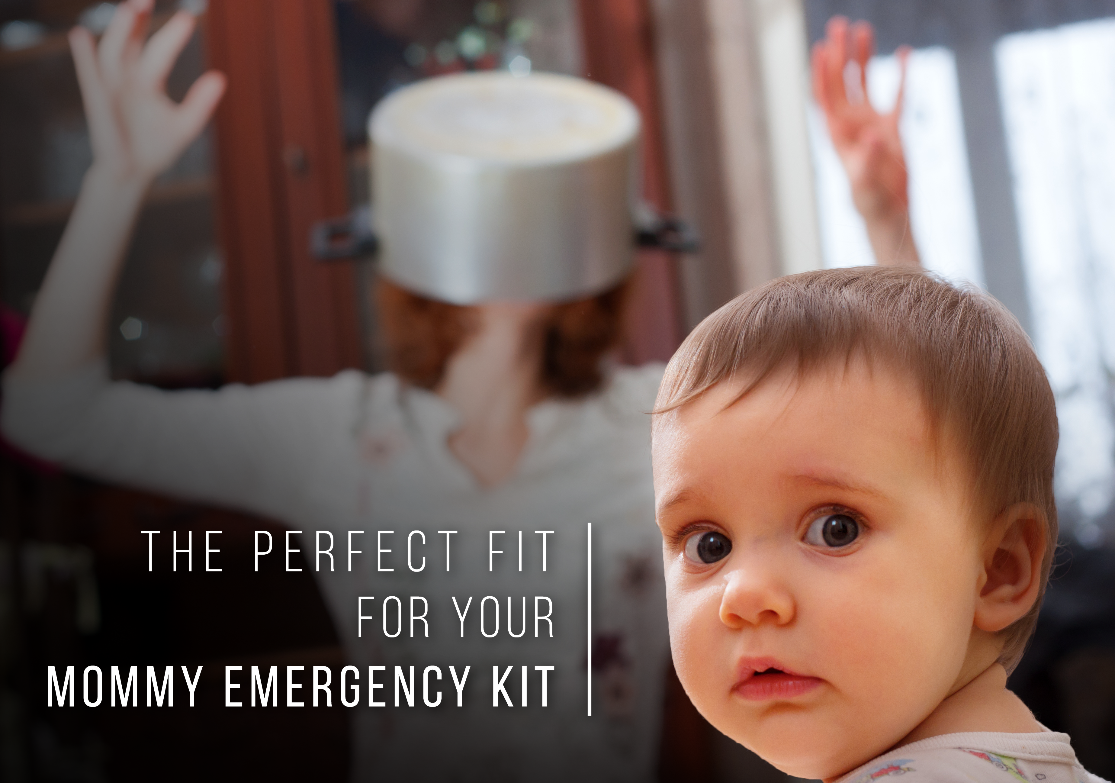 The Perfect Fit for Your Mommy Emergency Kit